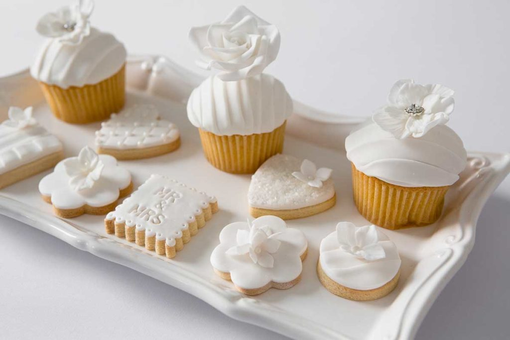 Wedding Favours Cupcakes